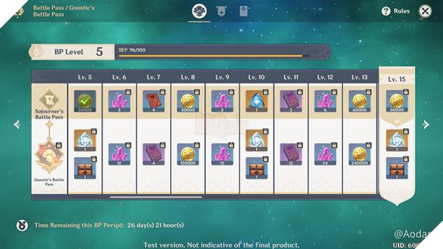 Genshin Impact: Hướng dẫn cách farm Mora vàng đơn giản nhất cho mọi cấp thám hiểm 8