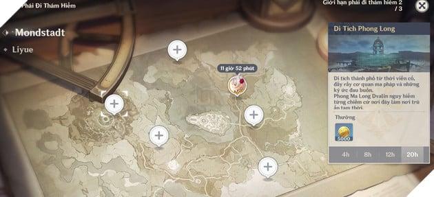 Genshin Impact: Hướng dẫn cách farm Mora vàng đơn giản nhất cho mọi cấp thám hiểm 6