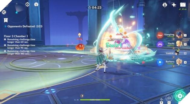 Làm gì khi đã hoàn thành phần chơi cốt truyện Genshin Impact? 5
