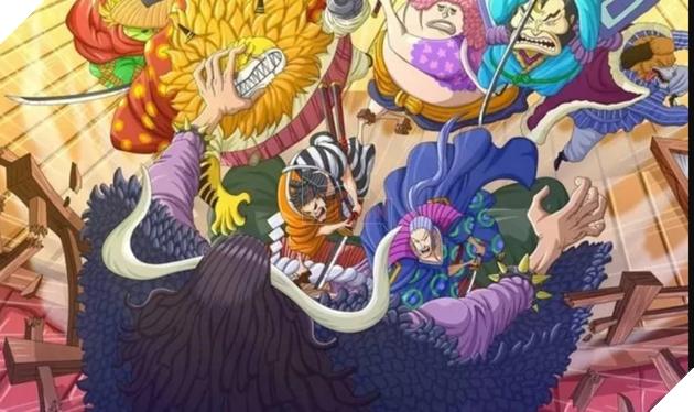 Spoiler One Piece Chapter 992: Izo shoots Kaido, Okiku stops the Yonko