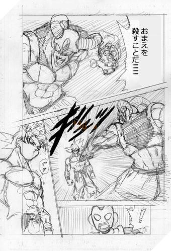 Spoiler Dragon Ball Super chapter 65: 8 manuscript reveals Goku manually fed Moro magic bean!  8