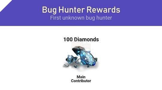 Free Fire Advance Server : Nhận MIỄN PHÍ 3000 kim cương cho thợ săn lỗi  3