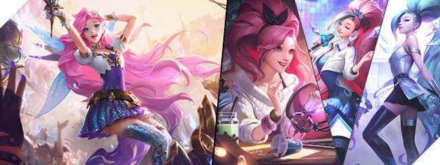 LMHT: Theo sau skin Tối Thượng của Seraphine, Kai'sa mới là con cưng nhất của Riot Games 5