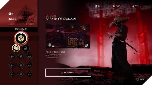 Ghost of Tsushima: Legends - Tìm hiểu về các lớp nhân vật 5