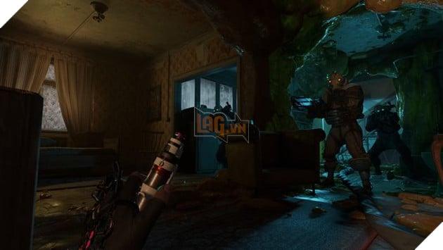Fan ra mắt bản Mod Half-Life 2, mang đến trải nghiệm đậm chất Cyberpunk 4