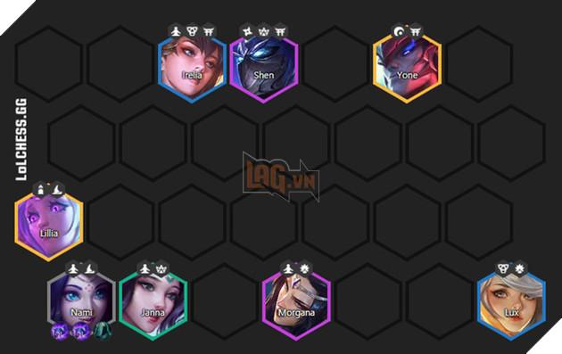 Đấu Trường Chân Lý: Tìm hiểu team công chúa bong bóng - Nami chủ lực siêu dị của kỳ thủ Thách Đấu - Ảnh 5.