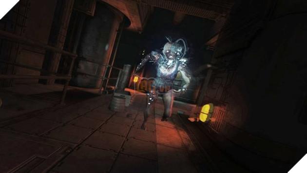 Game Kinh dị mỗi ngày nhân dịp tháng Halloween: Soma