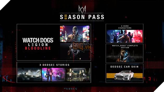 Watch Dogs Legion chính thức hé lộ hệ thống Microtransactions của mình 3