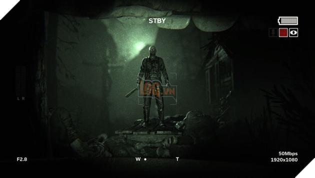Game mỗi ngày nhân dịp tháng Halloween: Outlast 2