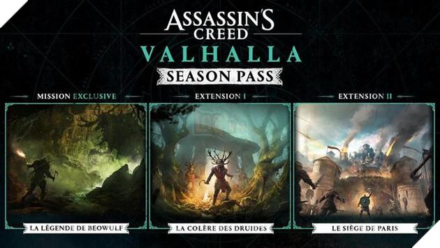 Assassin's Creed Valhalla ra mắt trailer giới thiệu các nội dung phụ hấp dẫn 2