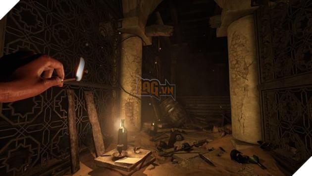 Review Amnesia: Rebirth - Xứng danh hậu bản game kinh dị đỉnh cao một thời 4