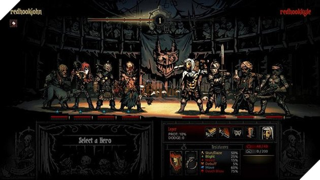 Darkest Dungeon 2 hé lộ ngày ra mắt Early Access, nhưng có một vấn đề nhỏ