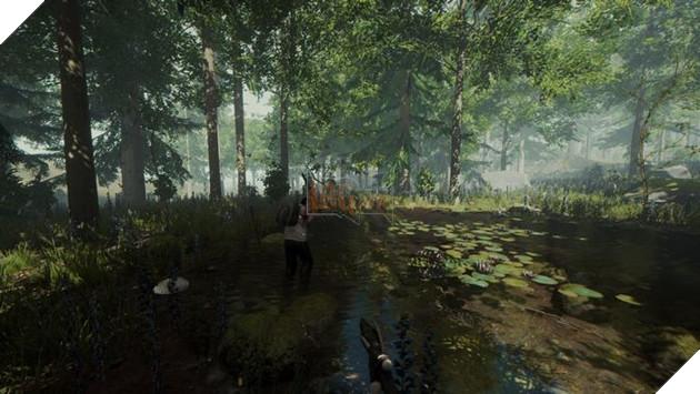 Game mỗi ngày nhân dịp tháng Halloween: The Forest 2