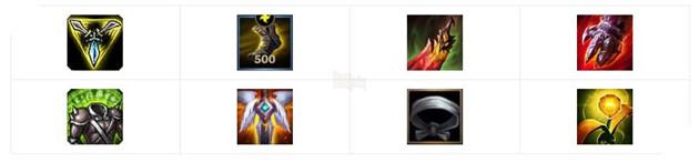 Cách chơi Ngộ Không Tốc Chiến Đường Baron với bảng ngọc và cách lên đồ mạnh nhất 7