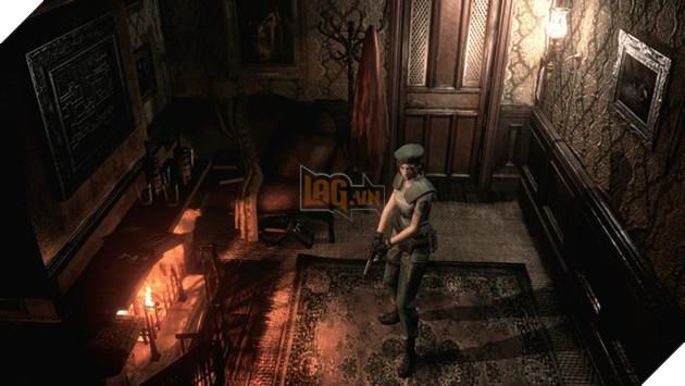 Game mỗi ngày nhân dịp tháng Halloween: Resident Evil HD Remaster 2