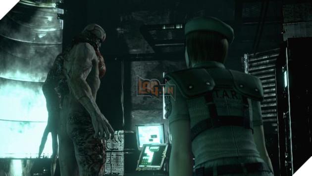 Game mỗi ngày nhân dịp tháng Halloween: Resident Evil HD Remaster 3