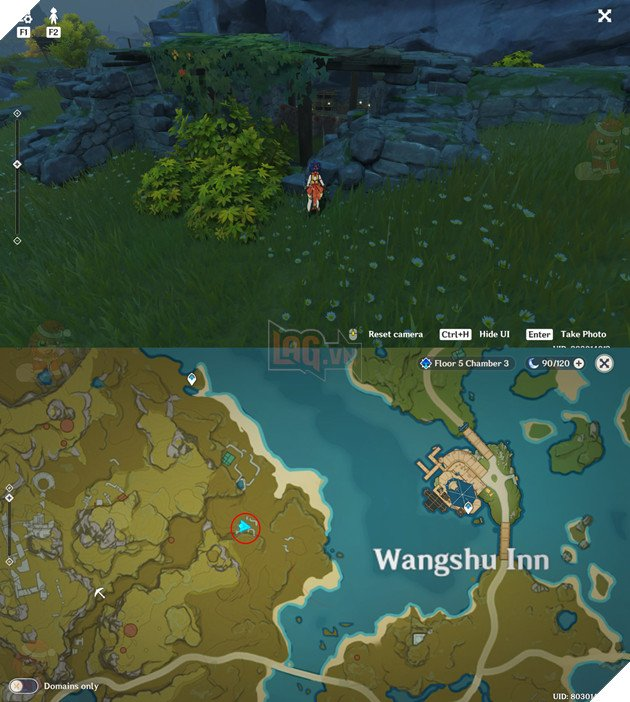 Genshin Impact: Tổng hợp những vị trí rương ẩn tại những địa điểm không ai ngờ đến P1  13