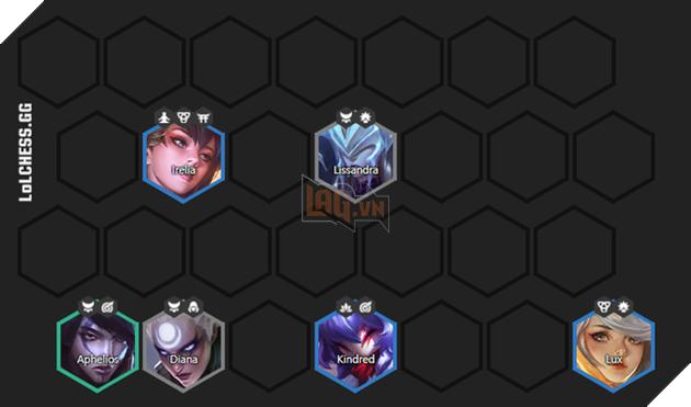 Đấu Trường Chân Lý: Tìm hiểu đội hình siêu dị Ashe - Đại Sư của kỳ thủ top10 Thách Đấu - Ảnh 3.