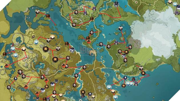Genshin Impact: Xây dựng lộ tuyến cày game dành cho người chơi free, một ngày làm 2-3 tiếng không hết việc - Ảnh 3.