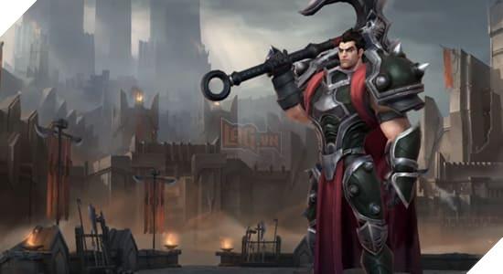 Liên Minh Tốc Chiến: Cách chơi Darius Đường Baron với bảng ngọc và cách lên đồ mạnh nhất