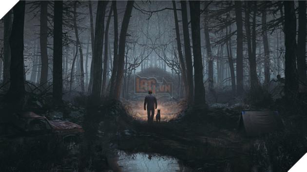 Link tải miễn phí Blair Witch, game kinh dị khiến người chơi phải mất ngủ - Ảnh 1.