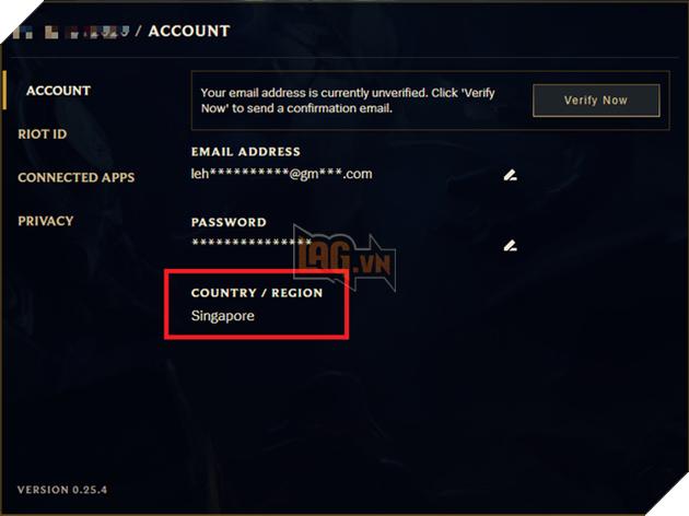 """Khắc phục lỗi """"Unable to login with an account from this region"""" trên LMHT: Tốc Chiến thành công 100% - Ảnh 4."""