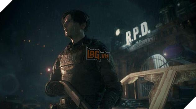 Game mỗi ngày nhân dịp tháng Halloween: Resident Evil 2 Remake 2