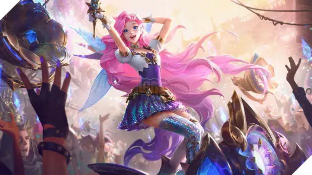 LMHT: Riot Games quyết định thay đổi cốt truyện của Seraphine vì bị game thủ phản đối quá dữ dội