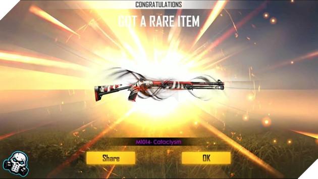 Free Fire: Top 4 vũ khí có tốc độ nạp đạn lại chậm nhất  5