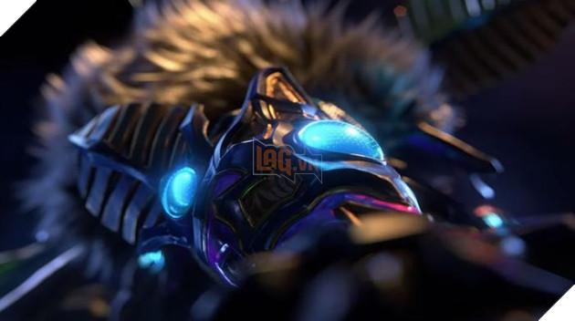 Godfall tung trailer hé lộ nhân vật tạo hình giống côn trùng - Vertigo Valorplate