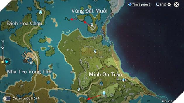 Genshin Impact: Hướng dẫn farm cực nhiều Thánh Di Vật mà không tốn một tí Nhựa Nguyên Chất nào 8