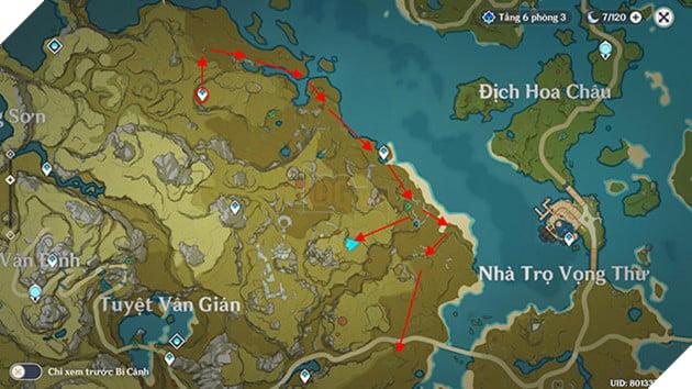 Genshin Impact: Hướng dẫn farm cực nhiều Thánh Di Vật mà không tốn một tí Nhựa Nguyên Chất nào 9
