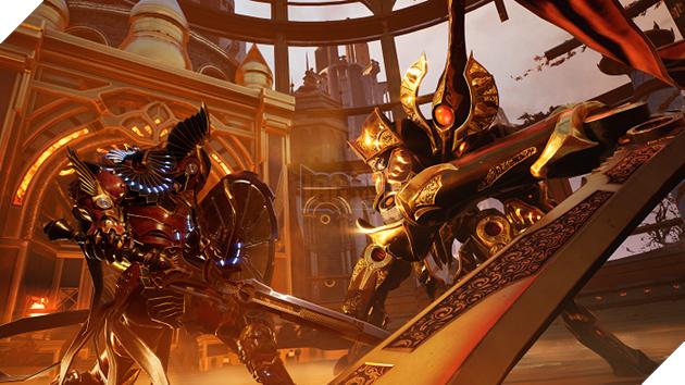 Godfall chính thức công bố cấu hình tối thiểu và đề nghị cho PC