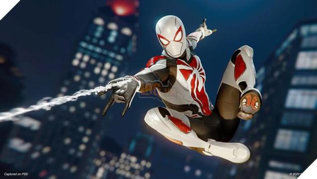Marvel's Spider-Man Remastered hé lộ 2 bộ trang phục mới 2