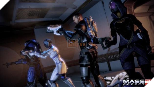 Mass Effect: Legendary Edition chính thức được công bố