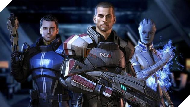 Mass Effect: Legendary Edition chính thức được công bố 2