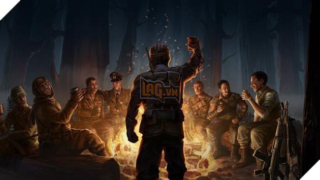 Call of Duty: Black Ops Cold War hé lộ cốt truyện chế độ Zombies 2