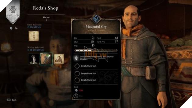 Assassin's Creed Valhalla: Fan tạo bản đồ tổng hợp các địa điểm kho báu và cổ vật 2
