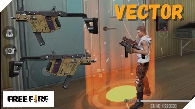 Free Fire: Mọi thứ về khẩu SMG Vector sẽ xuất hiện trong bản cập nhật OB25 3