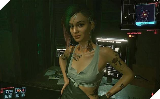 Cyberpunk 2077: Những NPC có thể thiết lập quan hệ tình cảm 3