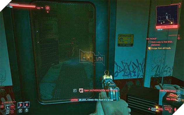 Cyberpunk 2077: Hướng dẫn cách giải thoát Brick mà không mất gì cả