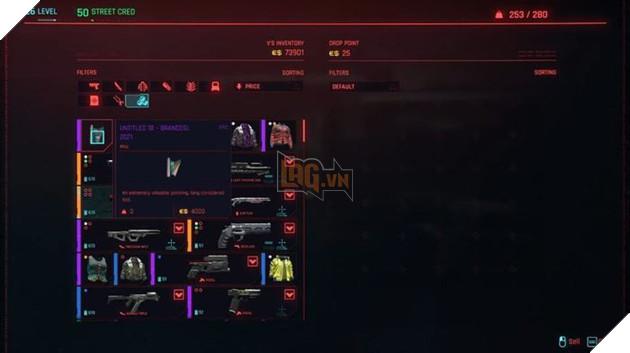 Cyberpunk 2077: Mẹo để nhanh chóng trở thành đại gia ở Night City 2