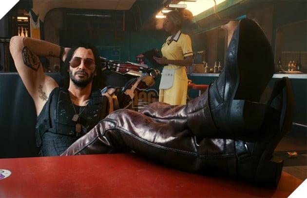 Cyberpunk 2077: Hướng dẫn lấy full set đồ của Johnny Silverhand 5