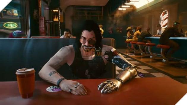 Cyberpunk 2077: Hướng dẫn lấy full set đồ của Johnny Silverhand
