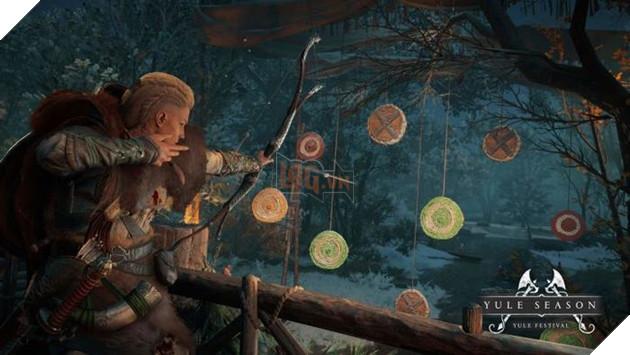 Assassin's Creed Valhalla: Lễ hội Yule và cách để hốt trọn các phần quà 4
