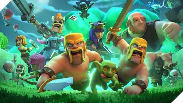 Hướng dẫn về Clash Of Clans cho người mới bắt đầu 2021 6