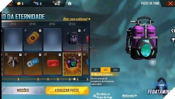 Free Fire: Elite Pass tháng 1/ 2021 sẽ có những gì?  11