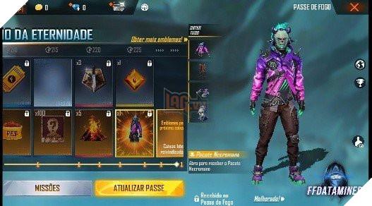 Free Fire: Elite Pass tháng 1/ 2021 sẽ có những gì?  12