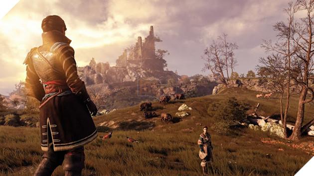 Greed Fall: Các mối quan hệ tình cảm có thể thiết lập trong game