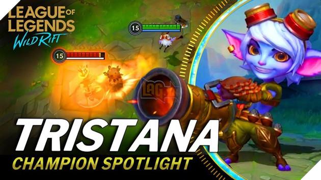 Liên Minh Tốc Chiến: Cách chơi Tristana Xạ Thủ với bảng ngọc và cách lên đồ mạnh nhất